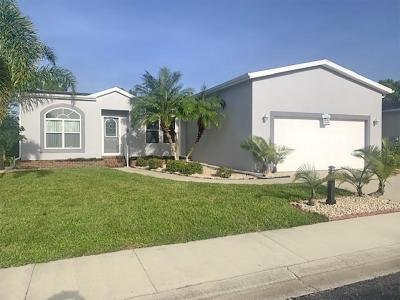 Mobile Home at 4129 Via Aragon North Fort Myers, FL 33903