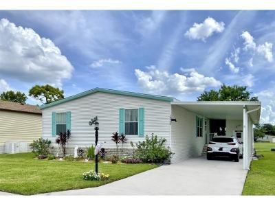 Mobile Home at 14430 Augusta Rd. Orlando, FL 32826
