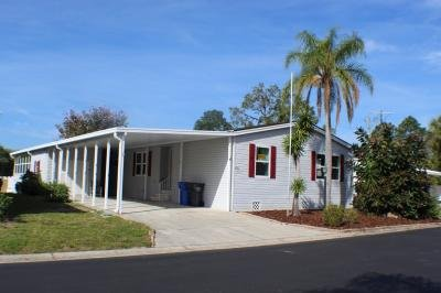 Mobile Home at 3306 Hayes Bayou Drive Ruskin, FL 33570