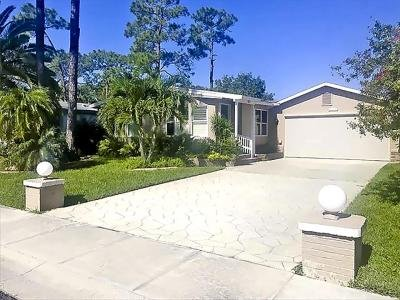Mobile Home at 4321 Via Los Angeles North Fort Myers, FL 33903