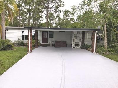 Mobile Home at 19583 Charleston Circle  #17 North Fort Myers, FL 33903