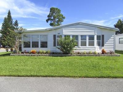 Mobile Home at 1612 Cedar Ridge Dr. Orlando, FL 32826