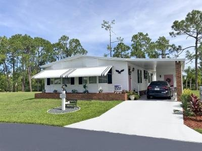 Mobile Home at 19635 Charleston Circle  #24 North Fort Myers, FL 33903