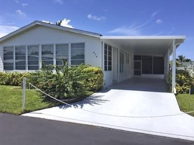 Mobile Home at 878 Sun Bird Lane Boynton Beach, FL 33436