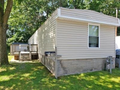 Mobile Home at 7916 Flamingo Dr. Alexandria, VA 22306