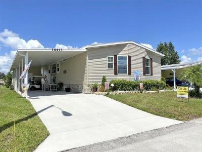 Mobile Home at 14413 Spyglass St. Orlando, FL 32826