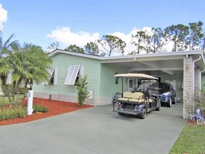 Mobile Home at 19666 Pandora Cir.  #461 North Fort Myers, FL 33903