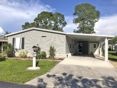 Mobile Home at 2741 Steamboat Loop  #386 North Fort Myers, FL 33903