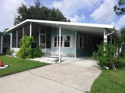 Mobile Home at 1335 Fleming Ave. Lot 266 Ormond Beach, FL 32174