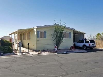 Mobile Home at 1762 Fleetwood St. Boulder City, NV 89005