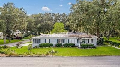 Mobile Home at 5396 Columbus Circle Wildwood, FL 34785