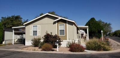 Mobile Home at 847 Trading Post Trail SE Albuquerque, NM 87123