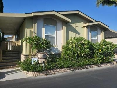 Mobile Home at 207 Gannet Fountain Valley, CA 92708