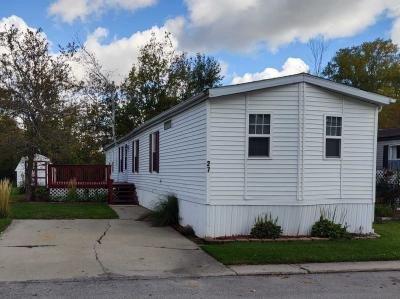 Mobile Home at 10340 Midland Rd, Lot#27 Freeland, MI 48623