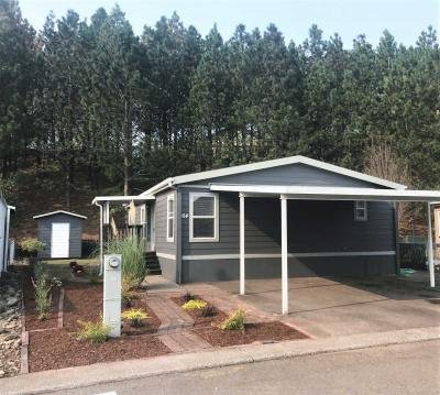 Mobile Home at 10400 Se Cook Court, Sp. #64 Milwaukie, OR 97222