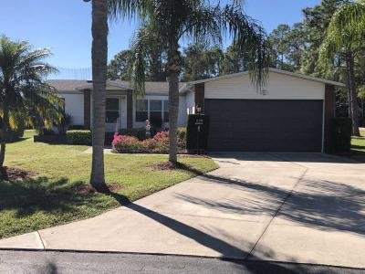 Mobile Home at 10904 Indigo Ct. North Fort Myers, FL 33903