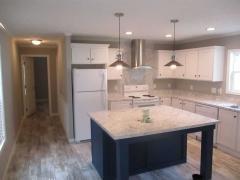 Kitchen large island & storage