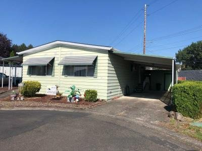 Mobile Home at 2901 E 2Nd St #64 Newberg, OR 97132