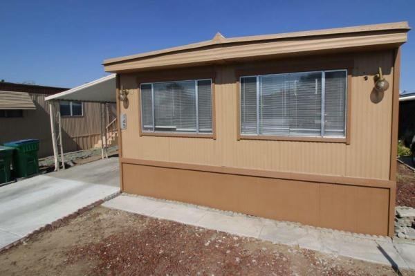 1972 Townhouse Mobile Home For Rent