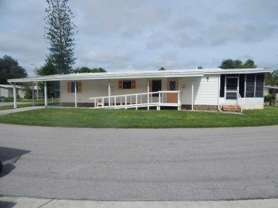 Mobile Home at 9765 Spyglass Ct. North Fort Myers, FL 33903