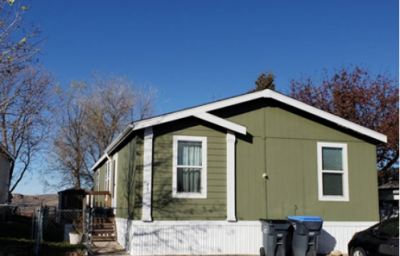Mobile Home at 45 Pinecone Street Golden, CO 80401