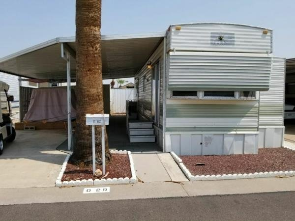 1982 Fiesta Mobile Home For Sale