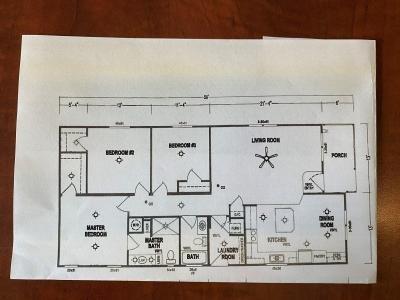 Mobile Home at 6655 Jackson Rd. Lot #708 Ann Arbor, MI 48103
