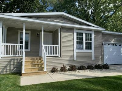 Mobile Home at 19900 128th St. Lot #22 Bristol, WI 53104