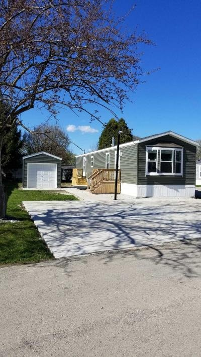 Mobile Home at 15941 Durand Ave. #53C Union Grove, WI 53182