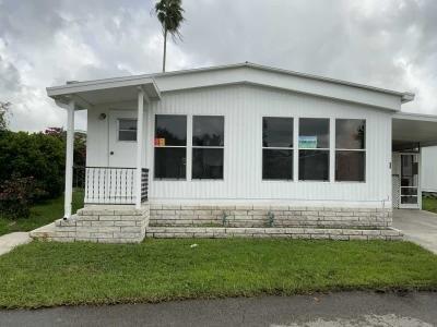 Mobile Home at 545 Plymouth St Vero Beach, FL 32966