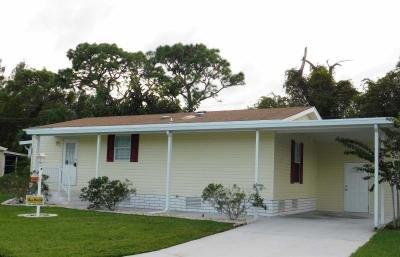 Mobile Home at 5681 Hemingway Ct. Fort Pierce, FL 34982