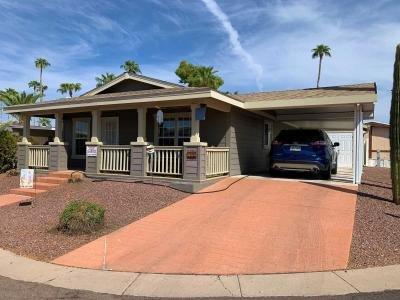Mobile Home at 201 S Greenfield Rd Lot 223 Mesa, AZ 85206