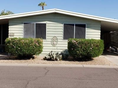 Mobile Home at 11411 N 91St Ave #201 Peoria, AZ 85345