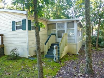 Mobile Home at 55 Hazeltop Drive Sicklerville, NJ 08081