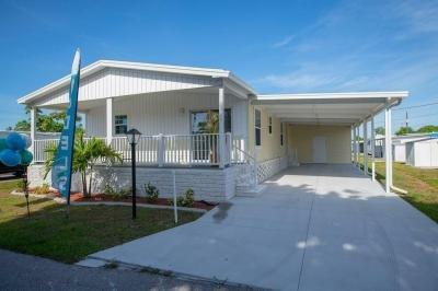 Mobile Home at 1106 Jacaranda Court Naples, FL 34110
