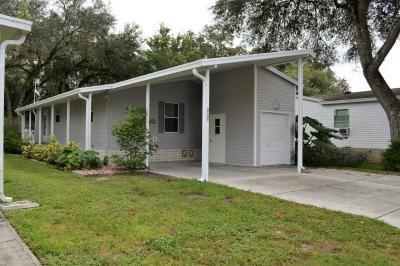 Mobile Home at 3736 Bubba Dr Zephyrhills, FL 33541