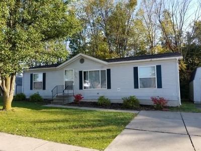 Mobile Home at 11261 Tanglewood Lane Burton, MI 48529