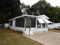 Photo 1 of 13 of home located at 4603 Allen Rd. Zephyrhills, FL 33541