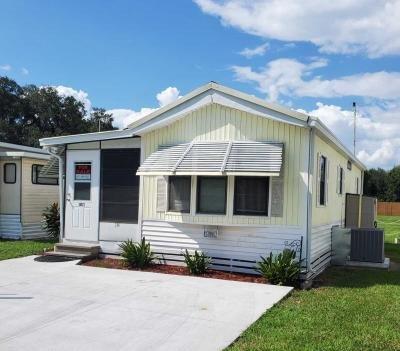 Mobile Home at 4603 Allen Rd. Zephyrhills, FL 33541