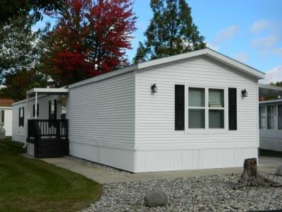 Mobile Home at 1067 Pintail Way Sanford, MI 48657
