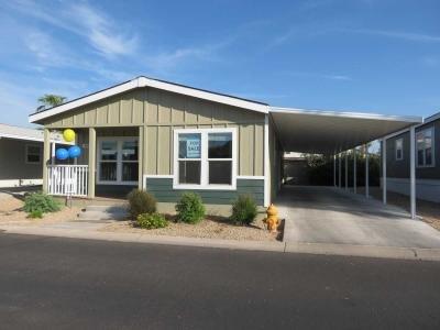 Mobile Home at 6960 W. Peoria Avenue #148 Peoria, AZ 85345