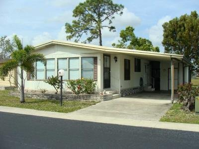 Mobile Home at 38 Sunset Cir North Fort Myers, FL 33903