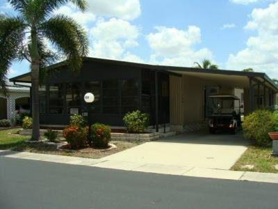 Mobile Home at 122 Lakeside Cir North Fort Myers, FL 33903