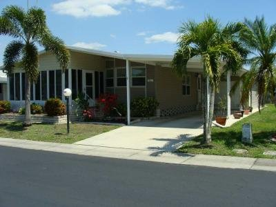 Mobile Home at 502 Misty Ln North Fort Myers, FL 33903