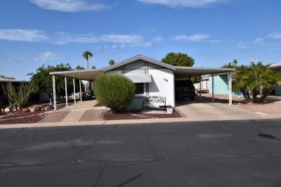 Mobile Home at 8103 E Southern Ave #134 Mesa, AZ 85209