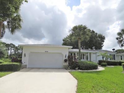 Mobile Home at 1816 Sunflower Circle Sebring, FL 33872