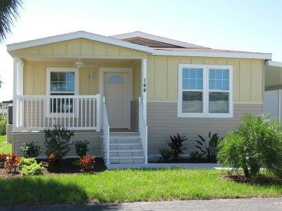 Mobile Home at 13134 Lime Avenue Grand Island, FL 32735