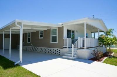 Mobile Home at 2078 Bougainvillea Court Naples, FL 34110