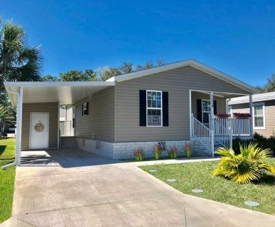 Mobile Home at 12359 Tempo Lane Weeki Wachee, FL 34614
