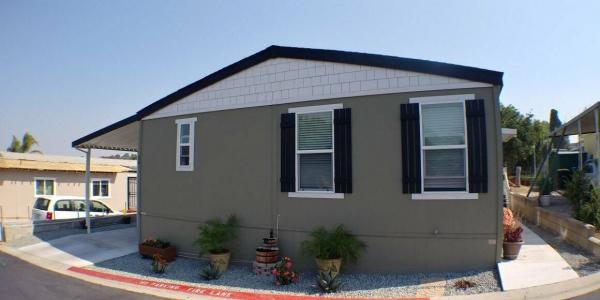 2018 Silvercrest Manufactured Home